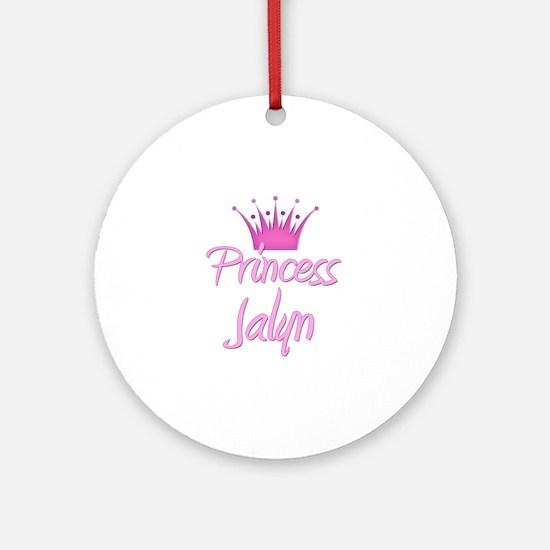 Princess Jalyn Ornament (Round)