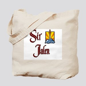 Sir Jalen Tote Bag