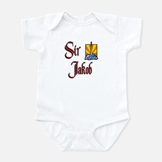 Sir Jakob Infant Bodysuit