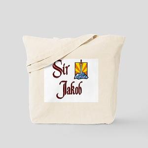 Sir Jakob Tote Bag