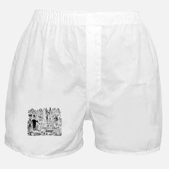 Calavera Gran Comeliton Boxer Shorts