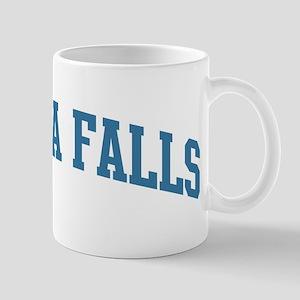 Wichita Falls (blue) Mug