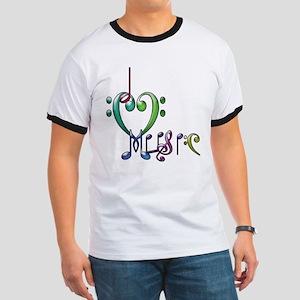 I Love Music Ringer T