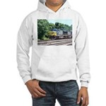 CSX Q190 Doublestack Train Hooded Sweatshirt