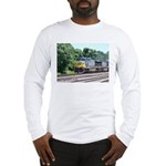 CSX Q190 Doublestack Train Long Sleeve T-Shirt