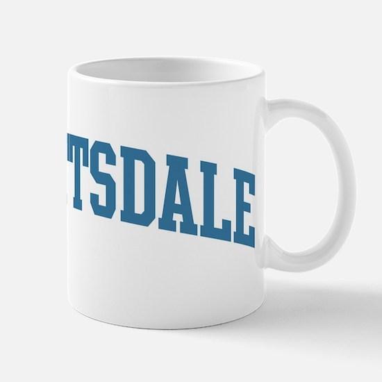 Scottsdale (blue) Mug