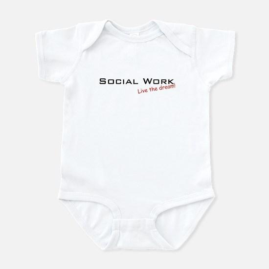Social Work / Dream! Infant Bodysuit