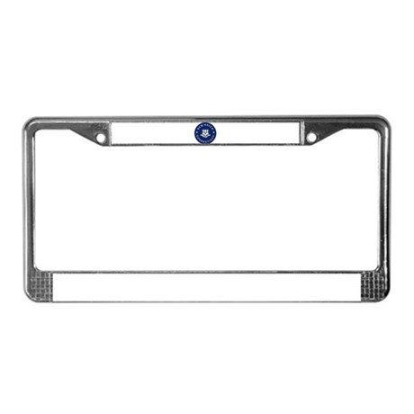 New Haven Connecticut License Plate Frame
