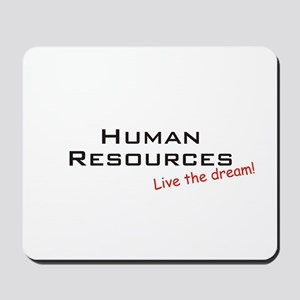 Human Resources / Dream! Mousepad