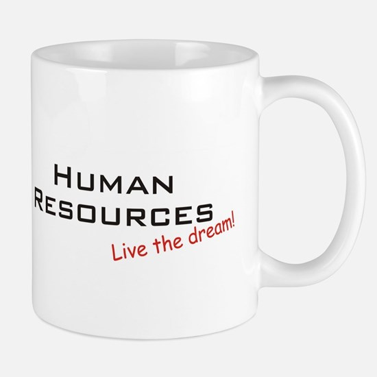 Human Resources / Dream! Mug