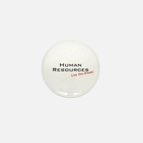 Human Resources / Dream! Mini Button