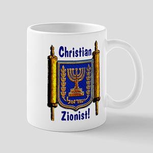 Christian Zionist! Mug