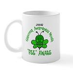 Glaucoma Awareness Month BEE 2 Mug