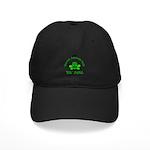 Glaucoma Awareness Month BEE 2 Black Cap