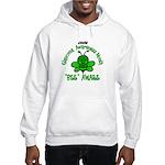 Glaucoma Awareness Month BEE 2 Hooded Sweatshirt