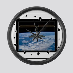 Space Station Large Wall Clock