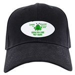Glaucoma Awareness Month BEE 1 Black Cap