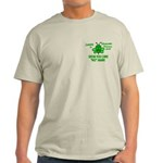 Glaucoma Awareness Month BEE 1 Light T-Shirt