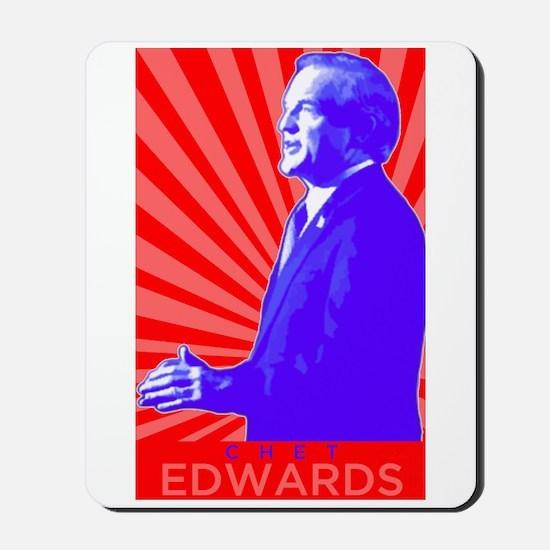 Chet Edwards Mousepad
