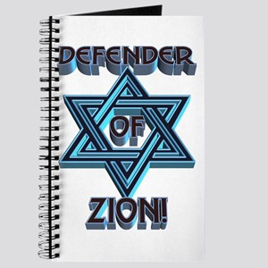 Defender of Zion! Journal