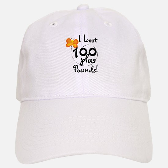 I Lost 100 Plus Pounds Baseball Baseball Cap