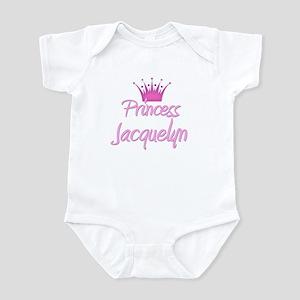 Princess Jacquelyn Infant Bodysuit