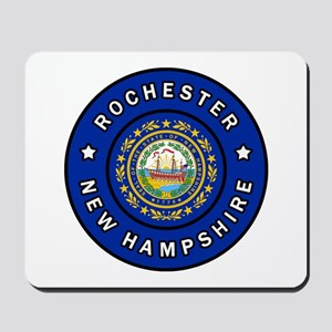 Rochester New Hampshire Mousepad