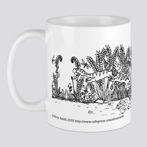 Furry Chase with Four! Mug