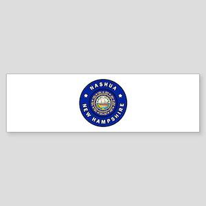 Nashua New Hampshire Bumper Sticker