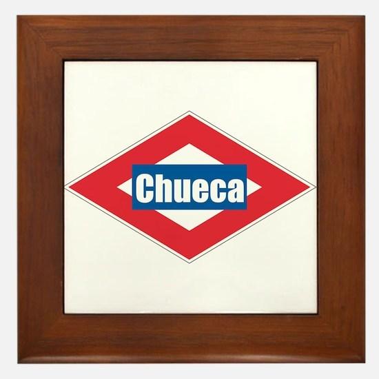 Chueca Framed Tile
