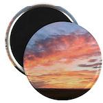 Prairie Sunset Magnets