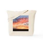 Prairie Sunset Tote Bag