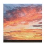 Prairie Sunset Tile Coaster
