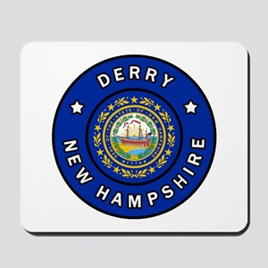 Derry New Hampshire Mousepad