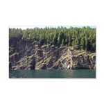 Waterton Cliffside Decal Wall Sticker