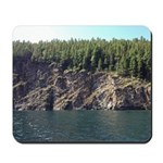 Waterton Cliffside Mousepad