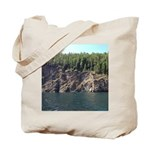 Waterton Cliffside Tote Bag