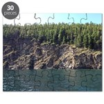 Waterton Cliffside Puzzle