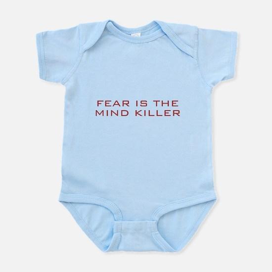 Fear Is The Mind Killer Infant Bodysuit