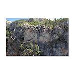 Waterton Cliffs Decal Wall Sticker