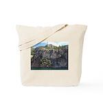 Waterton Cliffs Tote Bag