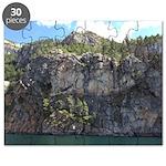 Waterton Cliffs Puzzle