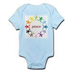 Peace Bebes Infant Creeper