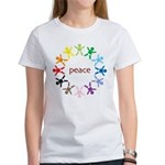 Peace Bebes Women's T-Shirt
