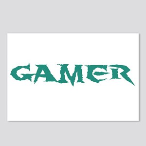 Gamer Postcards (Package of 8)