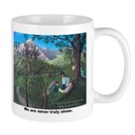 Mug - Jesus with Children in nature art
