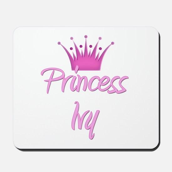 Princess Ivy Mousepad