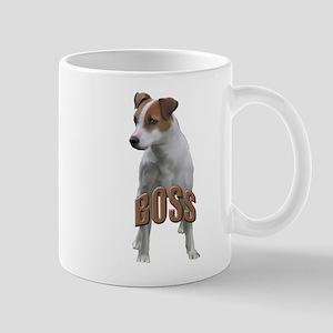 Jack russell boss Mug