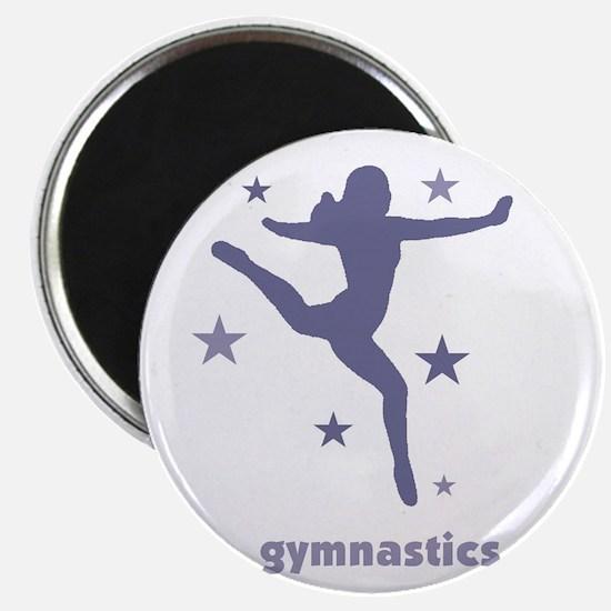 Cute Rhythmic gymnastics Magnet