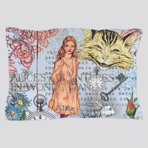 Alice in Wonderland Rackham Cheshire C Pillow Case